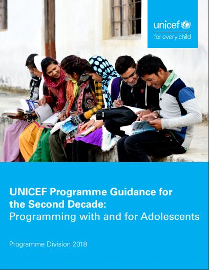 UNICEF Programme Guidance for the Second Decade